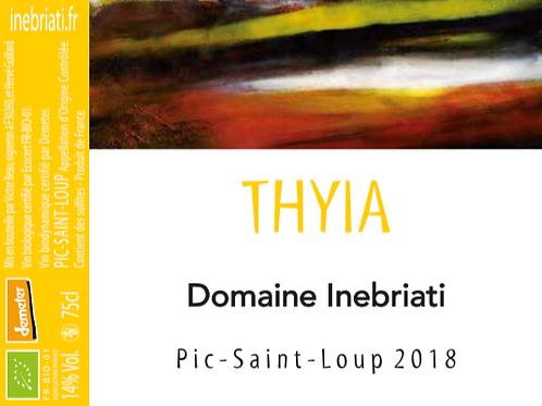 Domaine Inebriati - Thya 2018