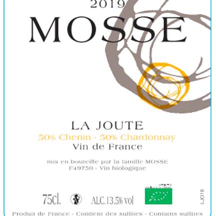 Mosse - La Joute 2019