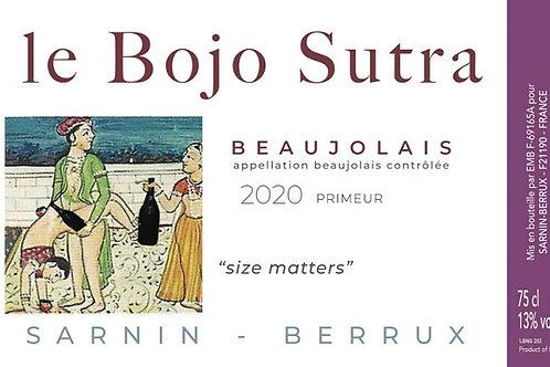 Sarnin-Berrux - Le Bojo Sutra 2020 beaujolais primeur