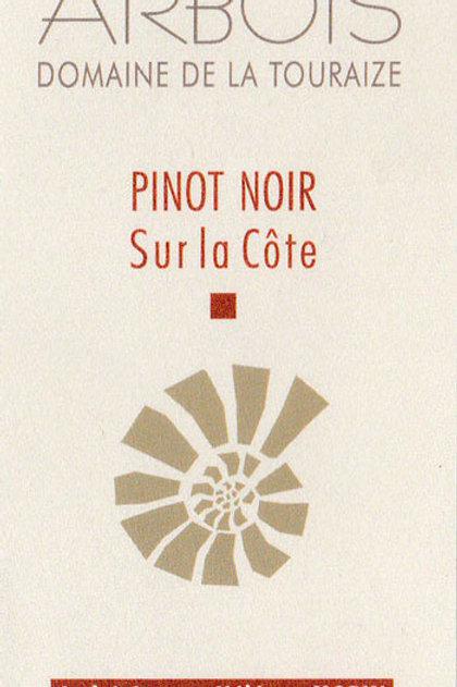 Domaine de la Touraize  - Arbois Pinot noir « sur la côte » 2019