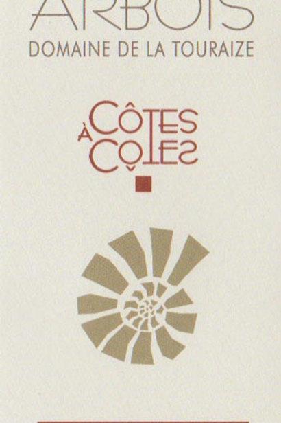 Domaine de la Touraize  - Arbois « Côtes à côtes » 2018