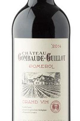 Château Gombaude-Guillot - Pomerol 2014