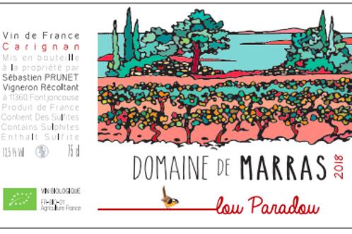 Domaine de Marras - Lou Paradou rosé 2018