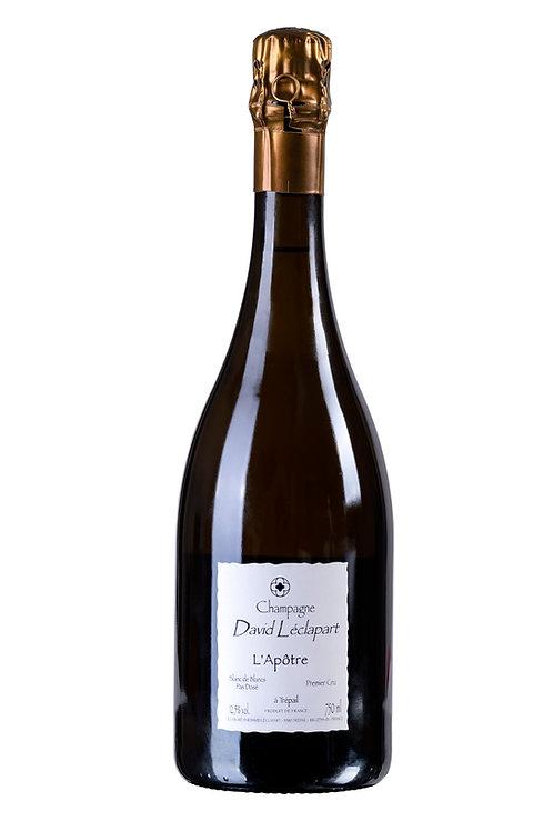 Champagne David Léclapart - l'apôtre 2014