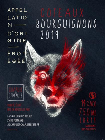 Chapuis & Chapuis - Coteaux Bourguignons 2019