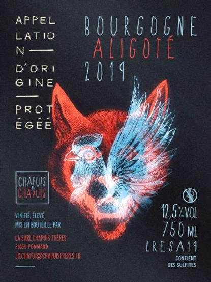 Chapuis & Chapuis - Aligoté 2019