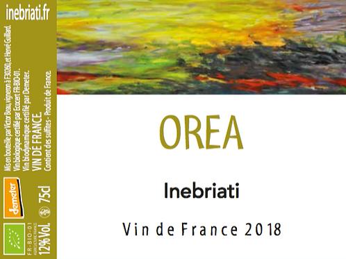 Domaine Inebriati - Oréa 2018