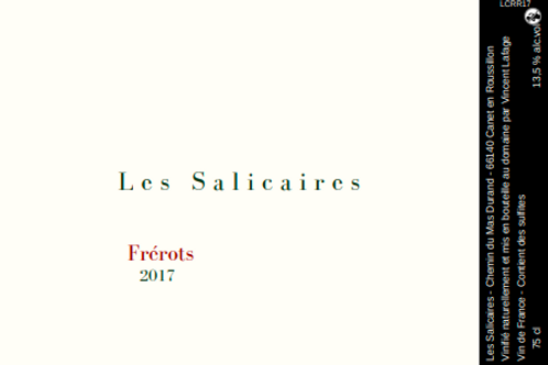Les Salicaires - Frérots 2017
