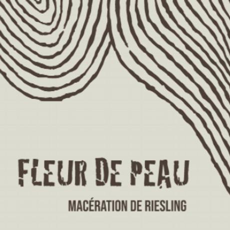 Léo Dirringer - Fleur de Peau riesling 2019 (macération)
