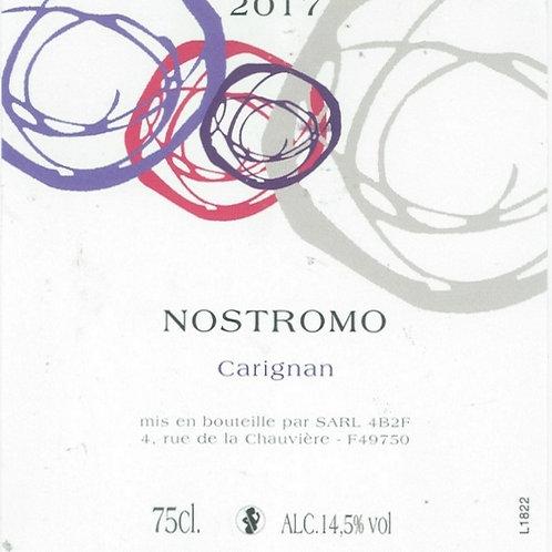 Mosse - Nostromo 2017