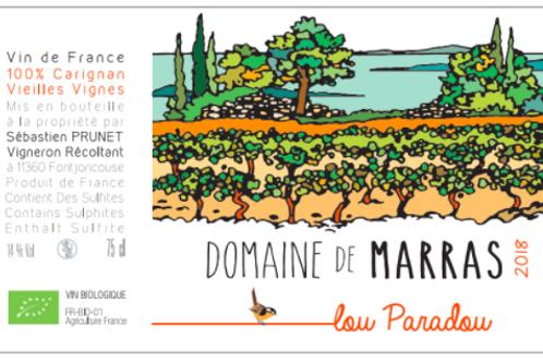 Domaine de Marras - Lou Paradou rouge 2017