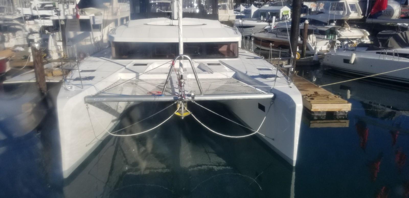 44尺双体帆船, 也值得参观