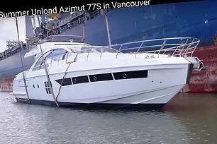 2016 Azimut 77S