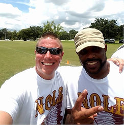 E.G. Green, Nole Legends
