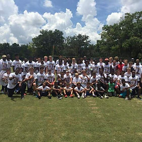Nole Legends Football Camp Orlando, Florida