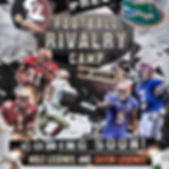 Nole Legends Football Camp Gainesville, Floridav