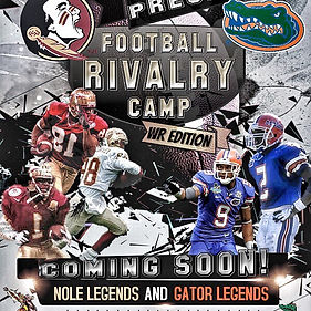 Nole Legends Football Camp Gainesville, Floridav