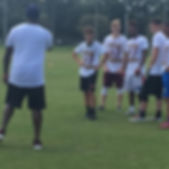 Nole Legends Football Camp Calhoun, Georgia