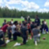 Nole Legends Football Camp Naples, Florida