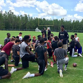 Nole Legends Football Camp Naples, Florida