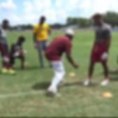 Nole Legends Football Camp Tallahassee, FL.