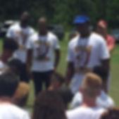 Nole Legends Football Camp Jacksonville, Florida