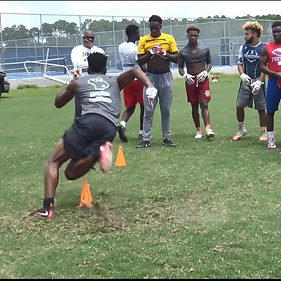 Nole Legends Football Camp Fort Walton Beach, Florida