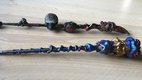 Awesomely Cool DIY Wands
