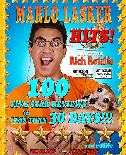 Marlo Lasker 100 FIVE STAR Reviews.png