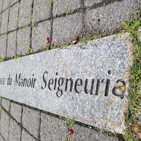 Trace du Manoir Seigneurial Saint-Hyacinthe