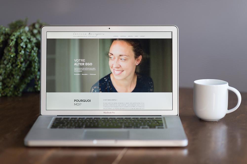 cout pour un site web pour une petite entreprise