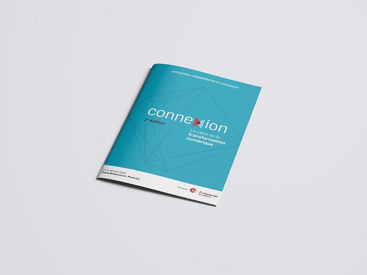 Salon connexion cahier commandites