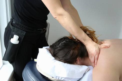 Massage Valérie Fontaine