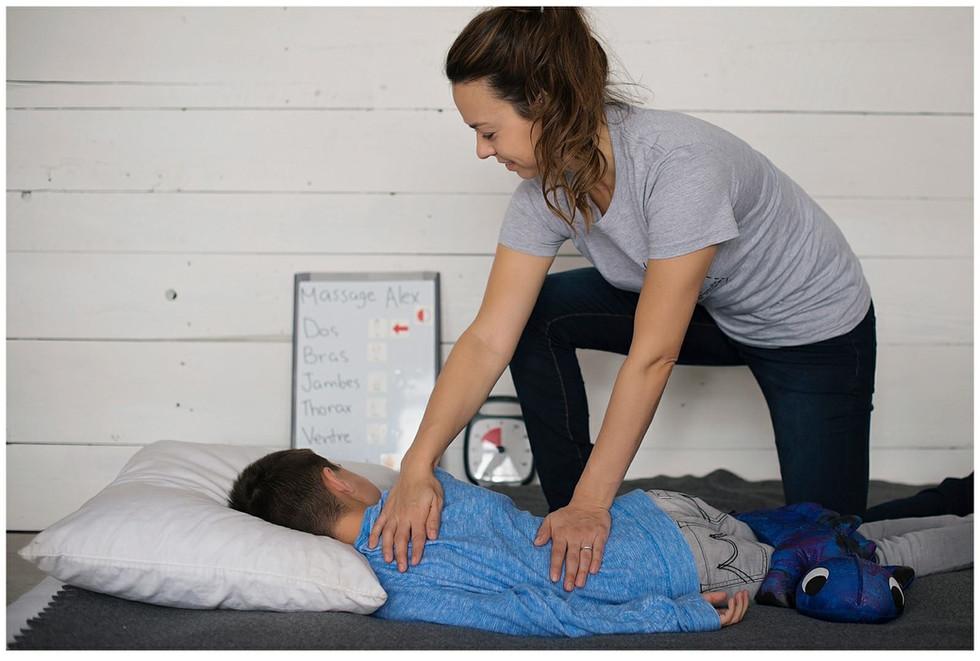 Technique MEBP pour enfants a besoins particuliers