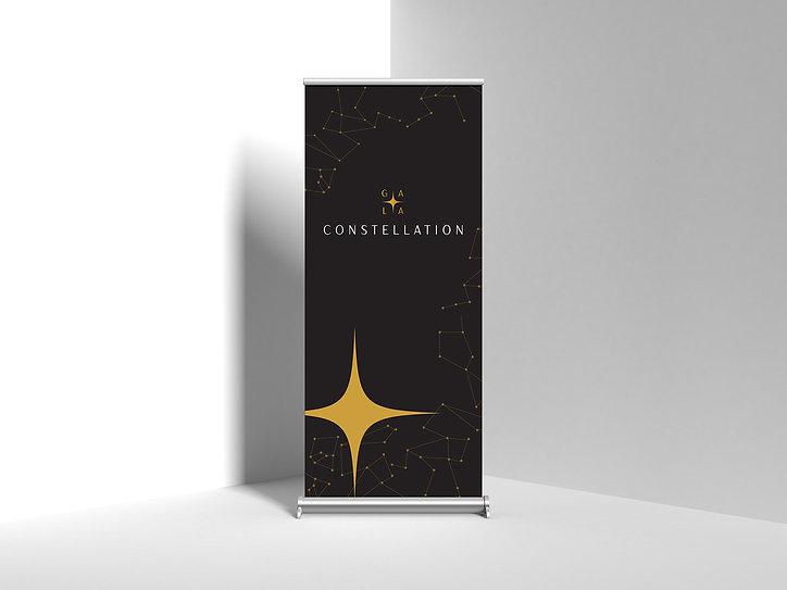 gala constellation roll up