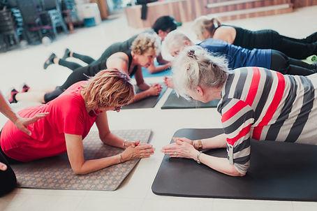aérobie et musculation santé