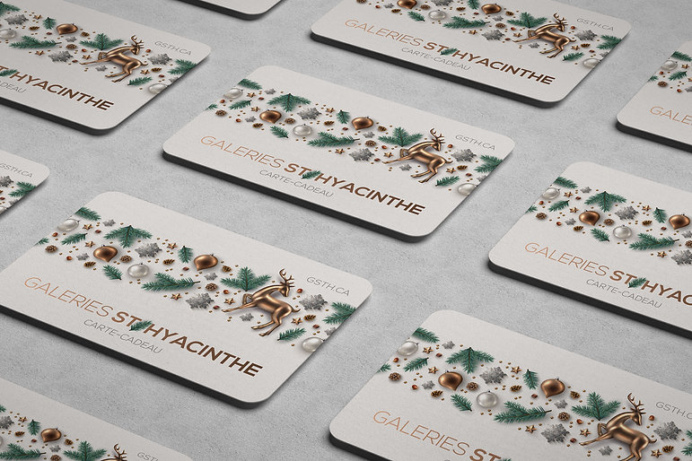 galeries st-hyacinthe carte cadeau