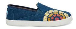 9256_Ctaop Navy Washed Canvas