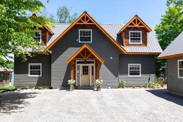 Classic Muskoka cottage