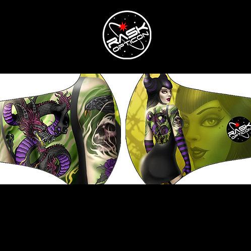 Dark Vixen mask