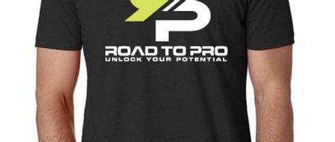 RTP Unlock Your Potential Premium T-shirt Black