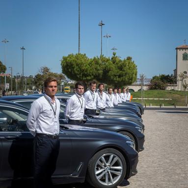 BMW   Lançamento Mundial BMW Serie 7 2015
