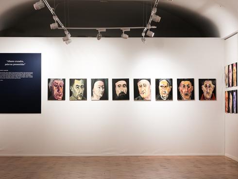 Exposição João Alvim 2020
