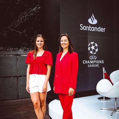 Globalbox   Santander Champions League 2020