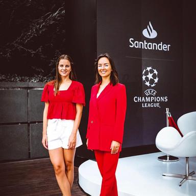 Globalbox | Santander Champions League 2020