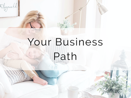 Your Business Path