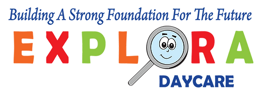 Explora Daycare Logo