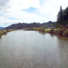 River between Doubtless Bay and Dargaville