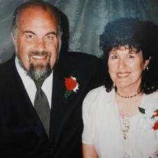 Mervyn and Tina Dykes