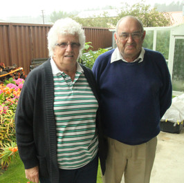 Bert and Pauline Miller